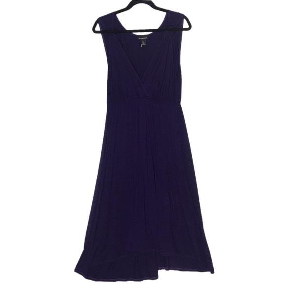 ad7230d776f2d Lane Bryant Dresses & Skirts - Plus Size 18 20 Lane Bryant Purple Wrap Over  Dress